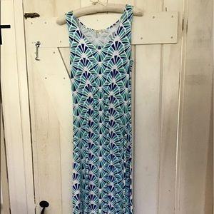 Dresses & Skirts - Zen-Knits Stretch Knit Maxi Sundress.